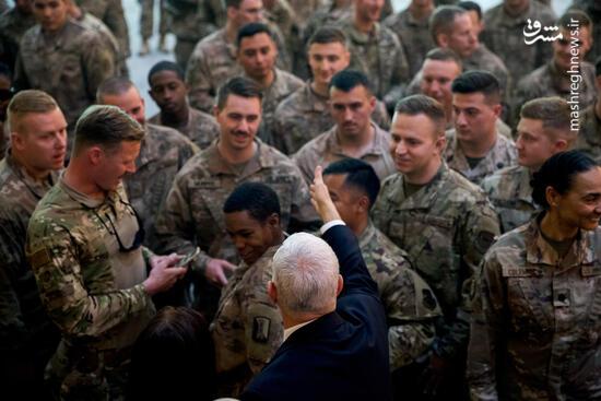 فیلم/ ماجرای حمله آمریکا به عراق چیست؟