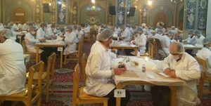 حسینیهای که موکب سلامت شد +عکس و فیلم