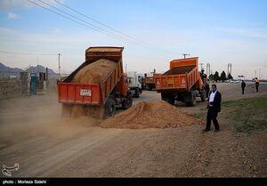 عکس/ طرح فاصله گذاری اجتماعی در اصفهان