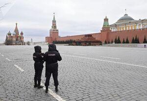 عکس/ مسکو قبل و بعد از کرونا