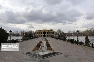 تعطیلی باغ ائلگلی تبریز