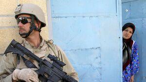 آمریکا علیه نظام دموکراتیک در عراق توطئه میکند