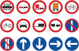 قوانین توقف در خیابانها و جادهها کدامند؟