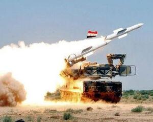 پداففند هوایی سوریه