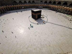 کشورهای اسلامی فعلاً برای حج برنامهریزی نکنند