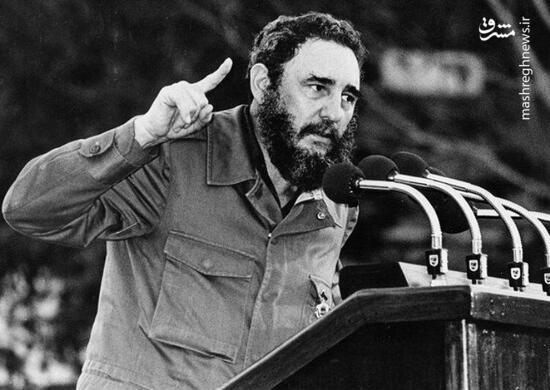 فیلم/ طعنه فیدل کاسترو به آمریکا