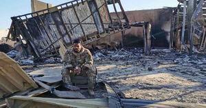 پایگاه عین الاسد عراق