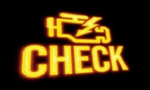 چراغ چک خودرو چه زمانی روشن میشود؟
