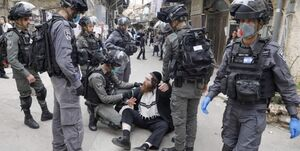 نقض قوانین قرنطینه توسط صهیونیستهای ارتدوکس افراطی در فلسطین اشغالی
