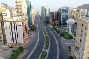 عکس/ سکوت در خیابانهای مکه