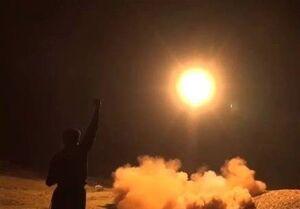 خوشآمدگویی پاتریوت به موشکهای مهاجم در آسمان ریاض +عکس