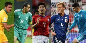 بیرانوند جزو ۵ فوتبالیست برتر آسیا در تاریخ جام جهانی