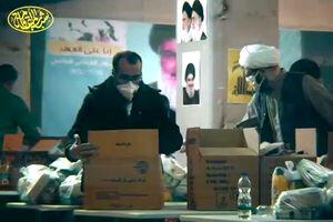 فیلم/ حضور جهادگران لبنانی در قم