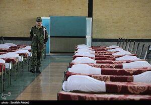 عکس/ نقاهتگاه ۱۲۰ تختخوابی ارتش در کرمان