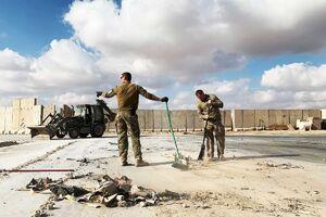 آمریکا نیروهای خود را در «پایگاه شکست خورده» متمرکز میکند