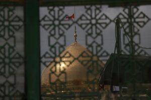 عکس/ سکوت در خیابانهای دمشق