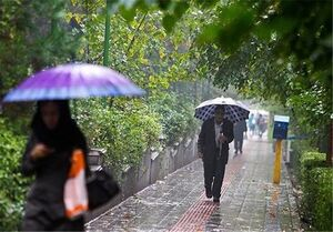 آغاز موج جدید بارشها در کشور