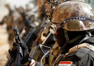 کشته شدن پنج تن از نیروهای پلیس فدرال عراق