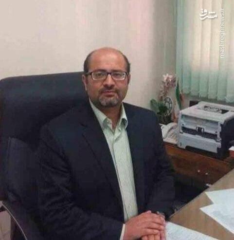 شهید سلامت دکتر یحیوی