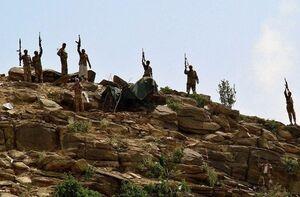 کمیتههای مردمی یمن مناطق جدیدی را در مأرب آزاد کردند