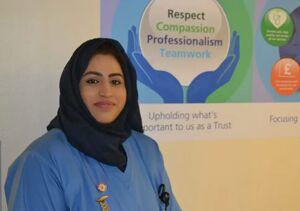 مرگ پرستار مسلمان انگلیسی و سکوت BBC+ عکس