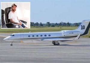 عکس/ نقص فنی هواپیمای شخصی مسی