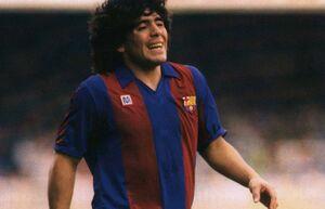 ۳۰ بازیکن محبوب تاریخ بارسلونا