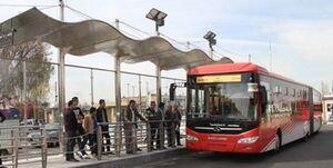 تست مثبت کرونای ۴۰ راننده اتوبوس