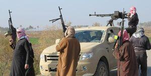 حشد الشعبی حمله داعش به میدانهای نفتی عراق را دفع کرد