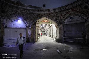 عکس/ بازار تهران شنبه ۱۶ فروردین۹۹