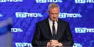«بنی گانتز» هم با اشغالگری جدید در فلسطین موافق است