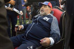مارادونا با کاهش دستمزدش موافقت کرد