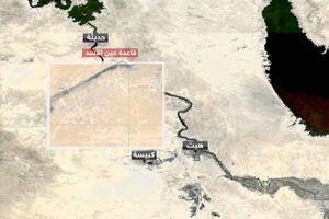 به مواضع عناصر آمریکایی در «عین الاسد» حمله شده؟
