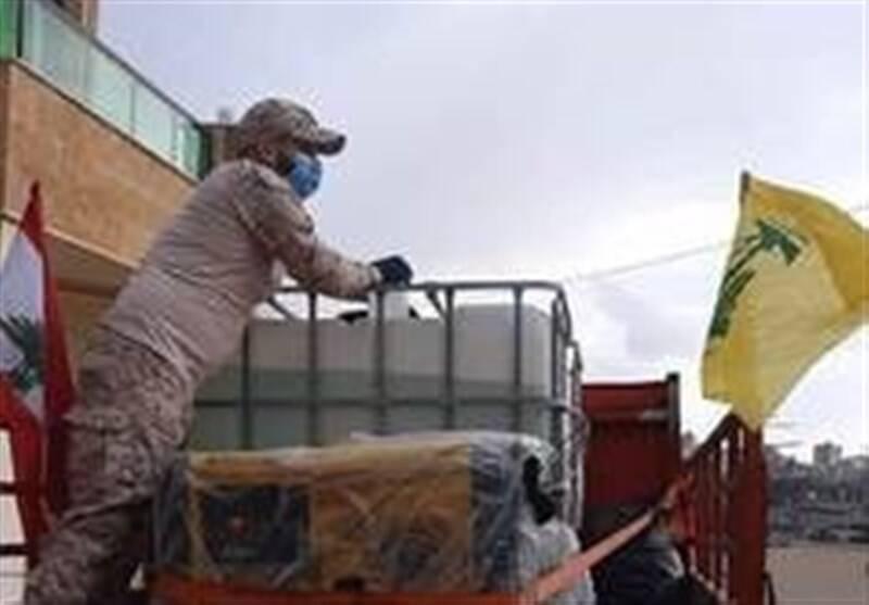 حزب الله لبنان , ویروس کرونا ,