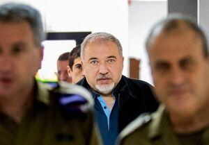 اذعان لیبرمن به مبتلا شدن دهها هزار صهیونیست به کرونا و پنهانکاری دولت نتانیاهو