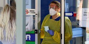 گلایه پزشکان استرالیایی از کمبود تجهیزات محافظتی