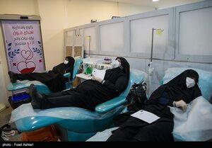 فیلم/ حضور سراسری بسیجیان در مراکز اهدا خون