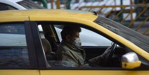 ابلاغ طرح فاصلهگذاری اجتماعی به همه خطوط تاکسی/ حداکثر دو مسافر در صندلی عقب سوار شوند