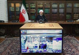 روحانی به پاستور بازگشت +عکس