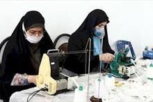 فیلم/ گزارش شبکه آمریکایی از کارگاههای جهادی تولید ماسک در تهران
