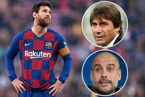 ۵ تیم پیش روی مسی در صورت خروج از بارسلونا