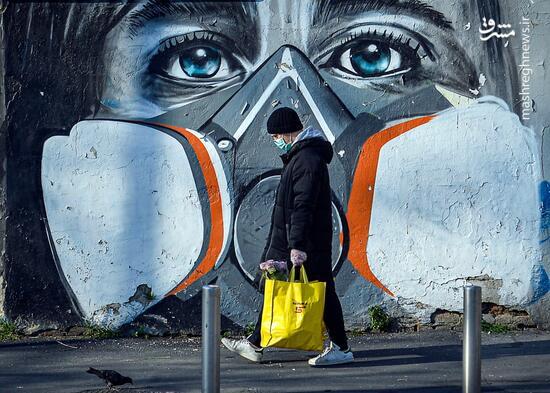 نقاشی کرونا برای بزرگسالان