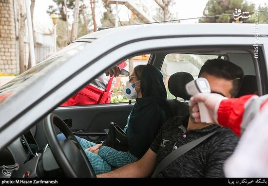 تردد بین استانی کادر درمانی بلامانع شد