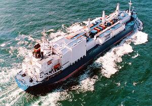 فیلم/ به گِل نشاندن کشتی غولپیکر