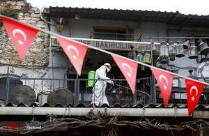 عکس/ کرونا در ترکیه