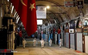شمار مبتلایان کرونا در ترکیه از ۱۲۰ هزار نفر بیشتر شد