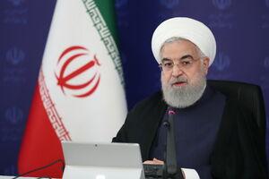 فیلم/ روحانی: دو میلیون نفر سهام شستا را خریدند