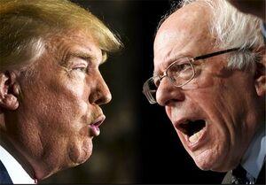 واکنش سندرز به پیشنهاد ترامپ برای تعویق انتخابات