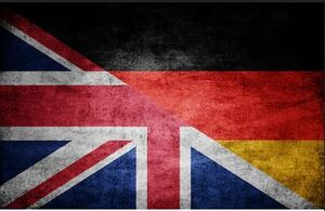 باخت انگلیس مقابل آلمان در جدال کرونا+ عکس