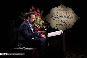 پیام تسلیت حاج محمود به حاج منصور